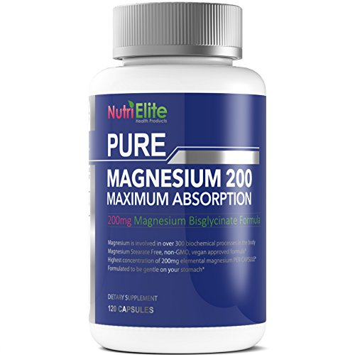 Magnesium-Glycinate-Supplement-Medical-Certified-Non-Buffered-Chelate-As-Bisglycinate-120-Capsules-Sleep-And-Vitamin-Deficiency-Support-200-mg-or-400-mg-Daily