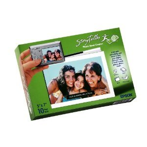 Epson StoryTeller Photo Book Creator -- 5in x 7in (10 pages)