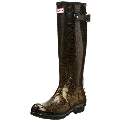 Hunter Women's Original Glitter Wellington Boots