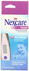 Nexcare 524560 Basal Digital Thermometer