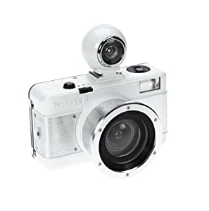 Lomography Fisheye 2 White Knight Edition - 35mm Camera [Camera] [Camera]