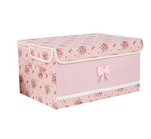 GAMT Home Essential Organizers Storage Box Multifunction Thickened Storage Boxes House Organization Pink