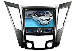 See Crusade Car DVD Player for Hyundai Sonata I40 I45 I50 Yf 2011- Support 3g,1080p,iphone 6s/5s,external Mic,usb/sd/gps/fm/am Radio 8 Inch Hd Touch Screen Stereo Navigation System+ Reverse Car Rear Camara + Free Map Details