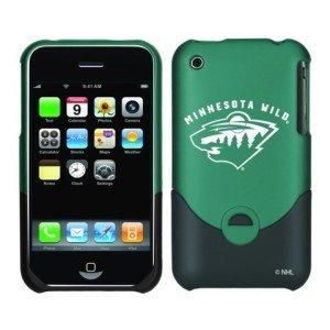 Minnesota Wild iPhone 3G / 3GS Duo Shell
