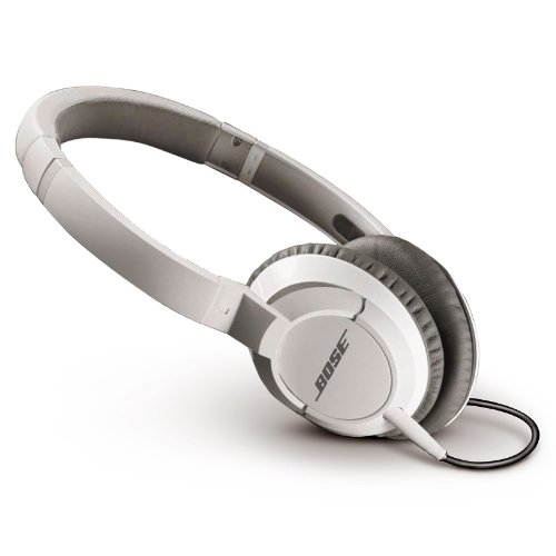 【国内正規流通品】Bose OE2 audio headphones ホワイト (オンイヤータイプ高音質オーディオヘッドホン)OE2W