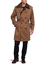 Michael Kors Men's Grover Trench Coat