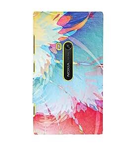 MODERN ART VINTAGE SKETCH PATTERN 3D Hard Polycarbonate Designer Back Case Cover for Nokia Lumia 920 :: Microsoft Lumia 920