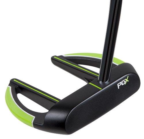 Pinemeadow Golf Men's PGX SS400 Long Putter, Right Hand, 48-Inch