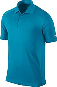 Nike Golf Men's Victory Polo LT BLUE LACQUER/WHITE 3XL