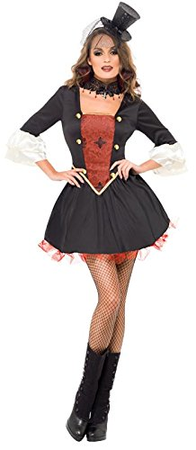 Fever Women's Vampire Princess Costume Dress with Collar