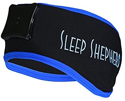 Sleep Shepherd Blue - A Wearable Biofeedback Sleep Aid with Smart Alarm