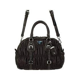 Prada Handbag BL0397 Vela Sport Doctor handbag