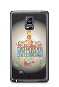 YuBingo Filled with Stories Mobile Case Back Cover for Samsung Galaxy Note Edge