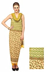 Chippa Studio Women Cotton Dress Material (Cs2020 _Multi-Coloured)