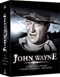 John Wayne - Coffret 4 DVD (MGM)