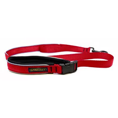 Spindrift Reflective Safety Dog Lead with Traffic Handle