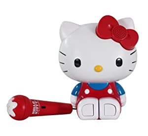 Hello Kitty Sing-a-Long Karaoke - Red (21009)
