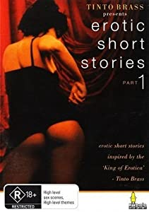 Tinto Brass presents Erotic Short Stories Part 1 DVD (Julia, I am the Way You Want Me, and A Magic Mirror)