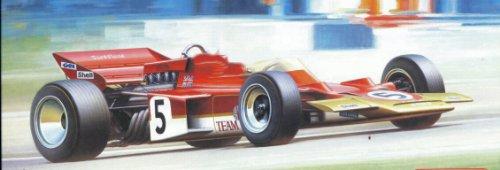 Ebbro 1/20 Team Lotus Type 72c (1970)