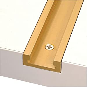"INCRA Miter Channel - 48"" (One per package) at Sears.com"
