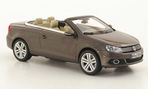 vw-eos-met-braun-2011-modellauto-fertigmodell-kyosho-143