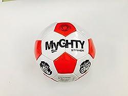 Myghty Striker Football - 24cm - Red