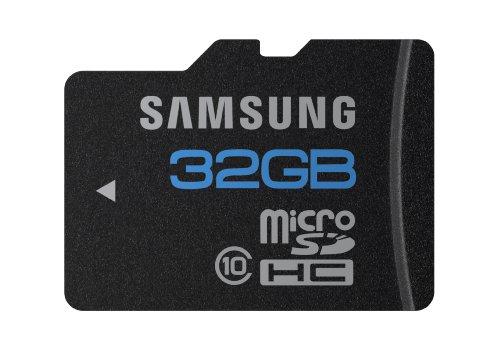 Samsung 32GB Class 10 Micro SDHC Card Essential Class Card