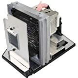 TLPLW3 - Lamp With Housing For Toshiba TDP T80, TDP T90, TDP T90AU, TDP T91, TDP T98, TDP TW90, TDP-S80U, TDP-T81, TDP-T90A, TDP-T90M, TDP-T90U, TDP-T91A, TDP-T91M, TDP-TW90A, TDP-TW91, TLP-T80
