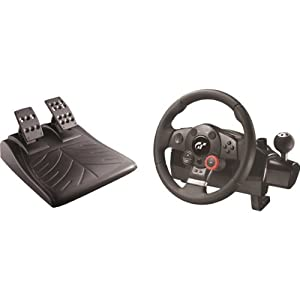 Driving Force GT Force Feedback Wheel for PS3?