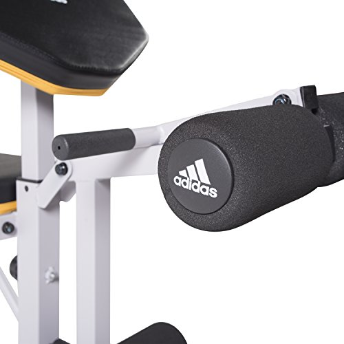 Adidas Sport Standard Bench With Preacher Pad Sporting
