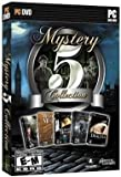 Mystery 5 Pack: Sherlock Holmes Nemesis / Mystery of the Mummy / Awakened / Secret of the Silver Earring / Dracula Origin