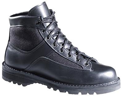 Danner Women's Patrol Uniform Black Leather Boot 5 M US