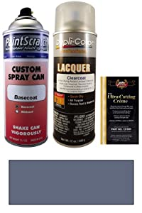 12.5 Oz. Norsea Blue Effect Spray Can Paint Kit for 2007 Mercury Monterey (KR)