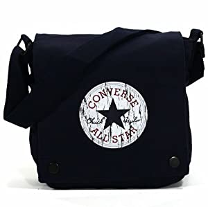 Converse Fortune Bag Vintage Patch, black, 4.131 liter, 98305A-62