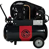 - Chicago Pneumatic Reciprocating Air Compressor - 2 HP, 20 Gallon, 115/230 Volt, 1-Phase, Model# RCP-220P
