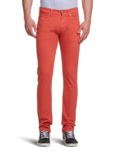 7 For All Mankind Chad Slim Men's Jeans Coral W30 INxL34 IN - SN5K400CL