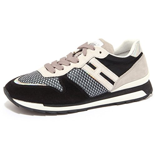 1481Q sneaker donna HOGAN REBEL scarpa shoes men [37]