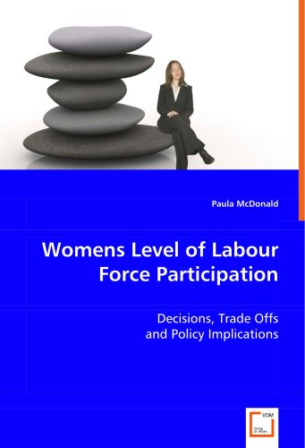 determining the impacts of labor participation The different impacts of social and economic developments on men's and women's labor force participation in korea (english).