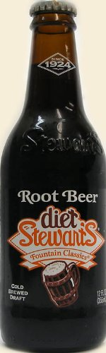 Stewarts Root Beer Diet 1