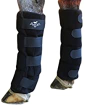 Professionals Choice Ice Boot 4X6 Black Large