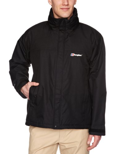 Berghaus RG Insulated Men's Jacket - Black/Black, X-Large