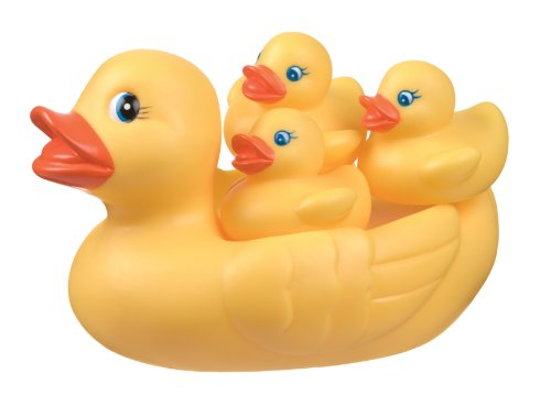 Playgro Baby Bath Duckie Family