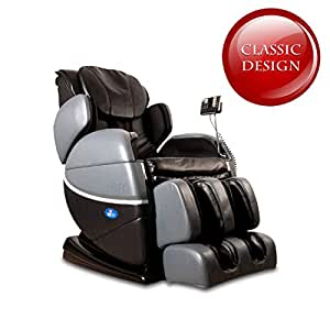 Jsb Mz11 Zero Gravity Massage Chair Gray Black Amazon