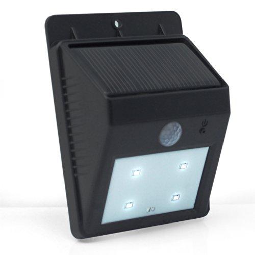 Faro faretto esterno IP64 SMD LED senza fili Lampada solare alta luminosita i...