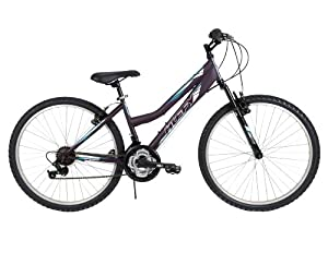 Huffy Bicycle Company Ladies 26354 Tundra Bike, Matte Eggplant, 26-Inch by Huffy