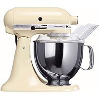 Kitchenaid 5KSM150PSEAC Robot ménager Crème