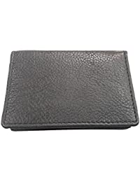 Genuine Leather Fiestar Visiting Card Holder Keeping Business Cards, Debit Cards, Credit Cards