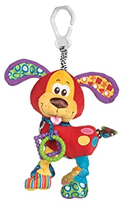 Playgro Activity Friend Pooky Puppy Baby Toy