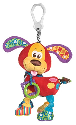 "Playgro 10"" Pooky Puppy Activity Friend for Baby - 1"