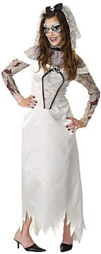 Zombie Bride Costume - Womens Std.